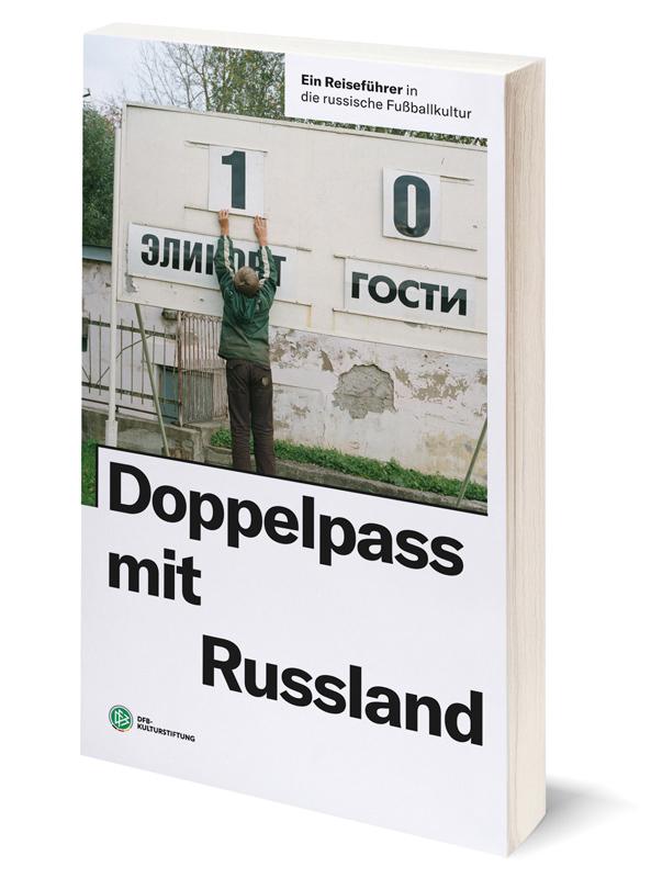 Doppelpass mit Russland Buch